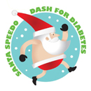 Cheer on Runners at the Santa Speedo Dash