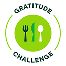 Gratitude Challenge: Package Food from Mid-Ohio Foodbank