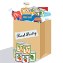 Pack and Distribute Food Boxes to Neighbors
