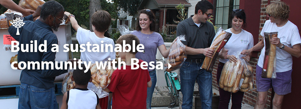 Grow your community service with Besa