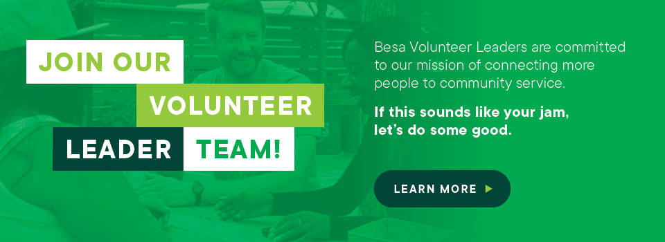Besa Volunteer Leader Team